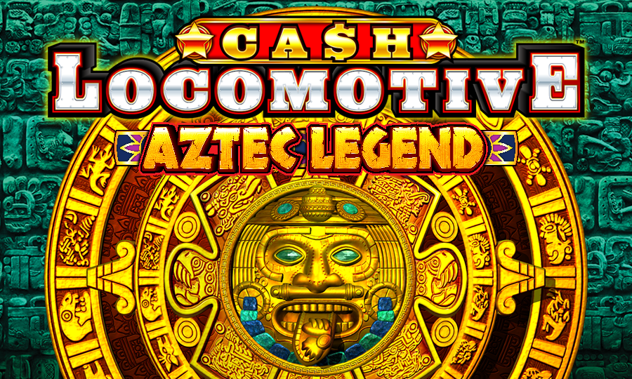Cash Locomotive Aztec Legend