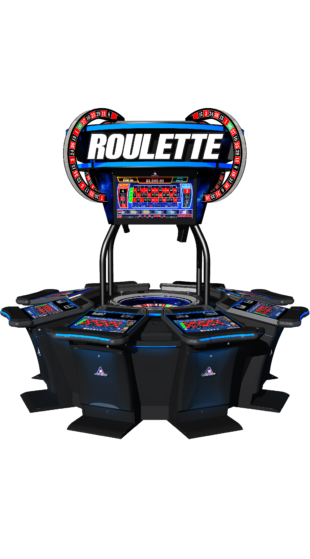 Lucky Roulette (single 0)
