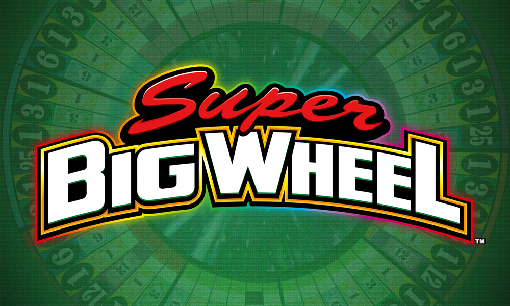 Super Big Wheel (52 segments)