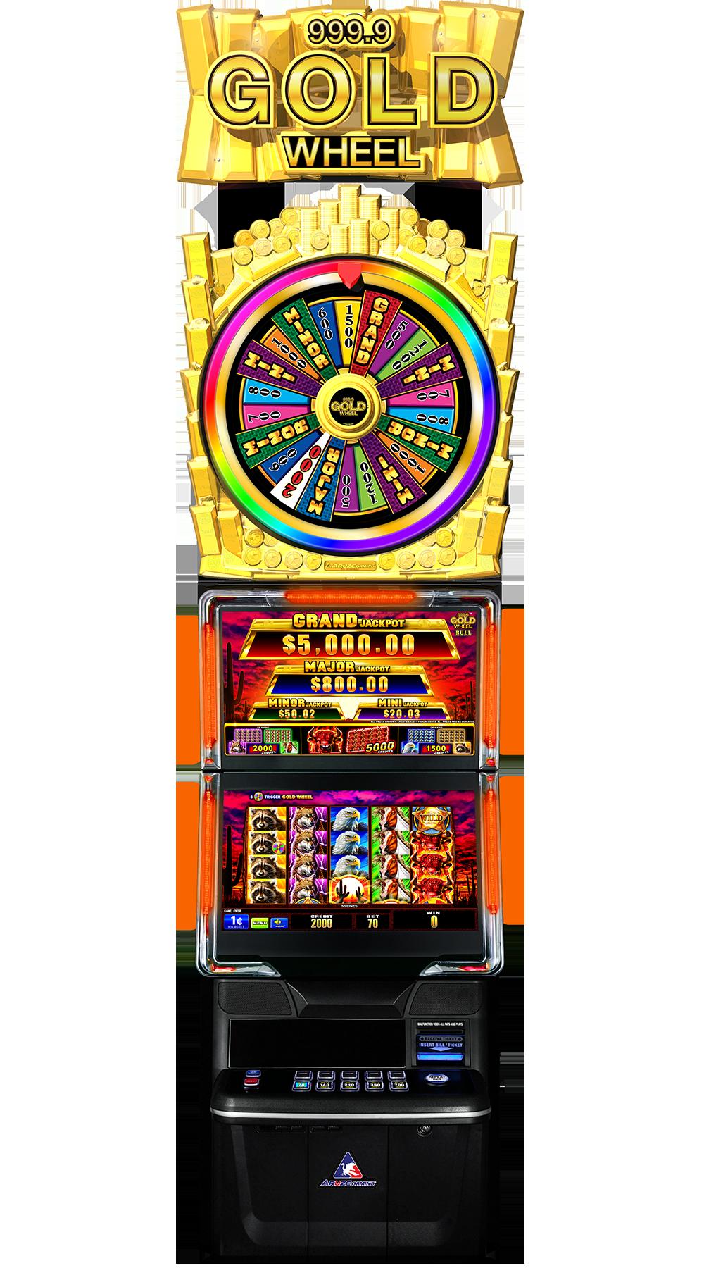 999.9 Gold Wheel – Bull