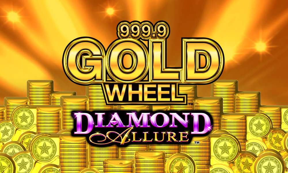 999.9 Gold Wheel – Diamond Allure