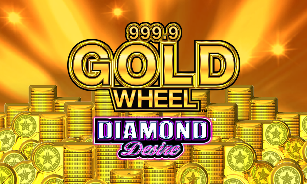 999.9 Gold Wheel – Diamond Desire