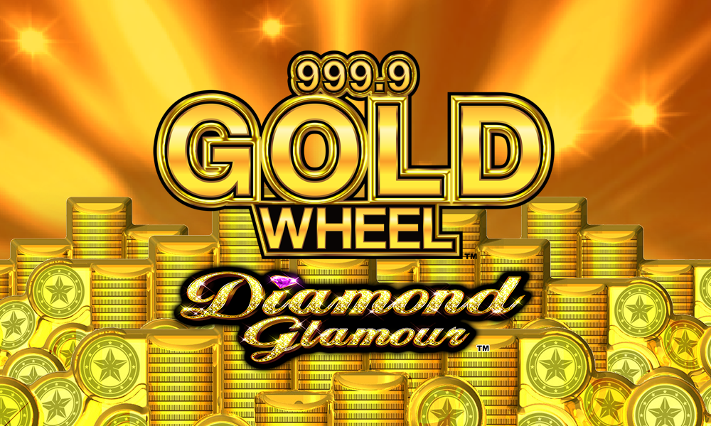 999.9 Gold Wheel – Diamond Glamour