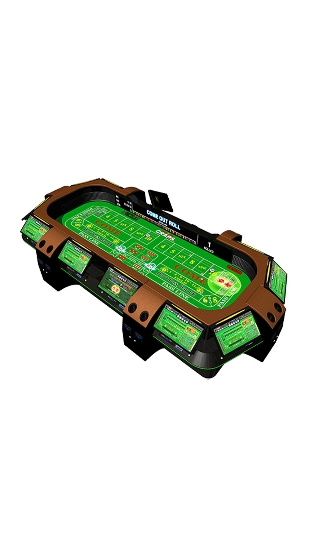Roll To Win Craps Virtual